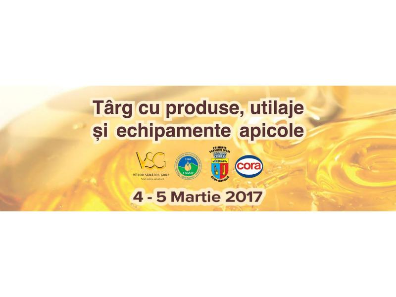 Targul apicol Cluj-Napoca 2017 (a 7-a editie)