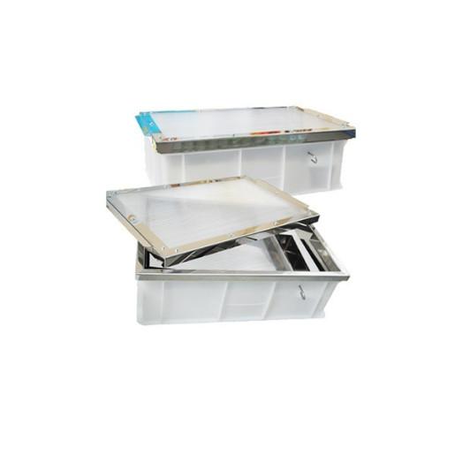 Topitor solar din plastic