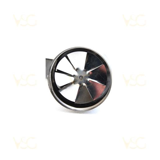 Afumator electric impotriva Varroa, inox 6