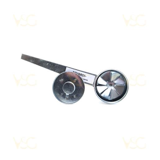Afumator electric impotriva Varroa, zincat 3
