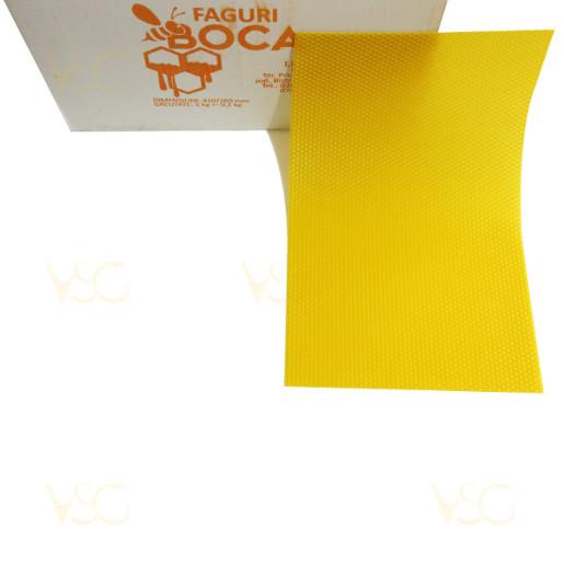 Faguri artificiali din ceara BOCA - detaliu