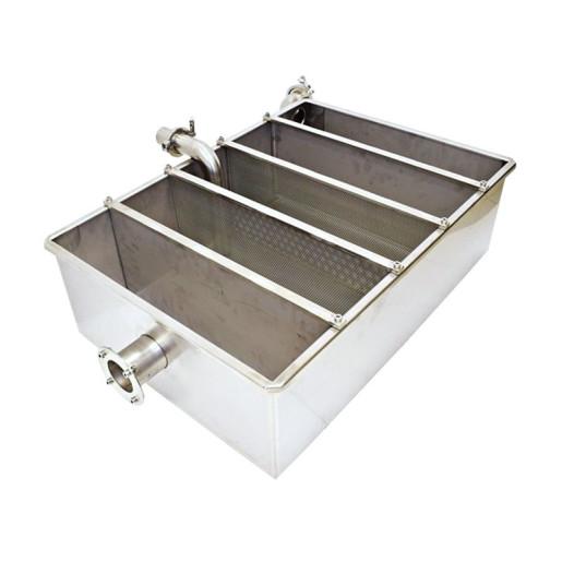 Filtru pentru miere orizontal cu 5 compartimente, Konigin