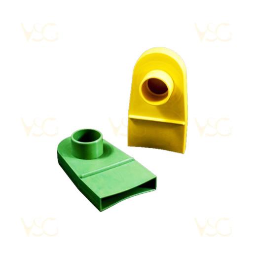 Hranitor urdinis plastic