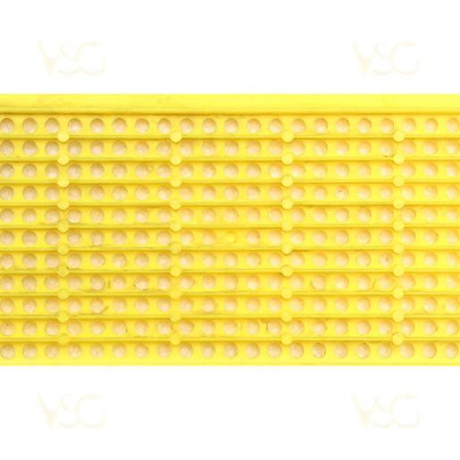 Placa activa pentru colector de polen, tip Preda 25 5