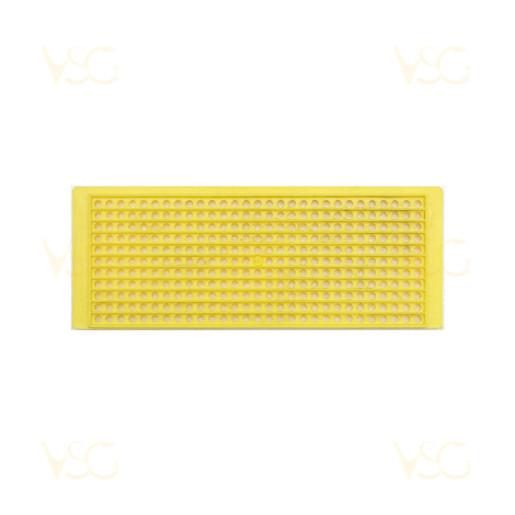 Placa activa pentru colector de polen, tip Preda 25 6