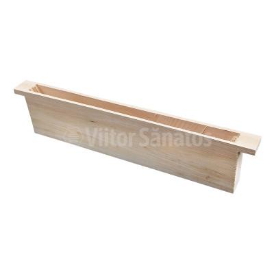 Hranitor uluc din lemn 700 ml