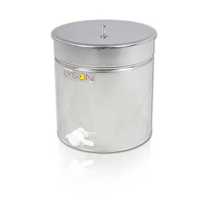 Maturator inox 70 L cu canea plastic Lyson