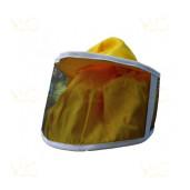 Masca apicola din sarma - rotunda AF