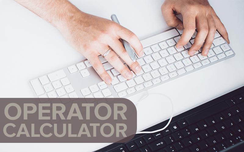 Operator Calculator
